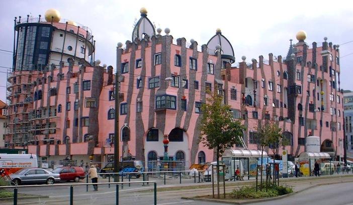 Magdeburg_Hundertwasserhaus