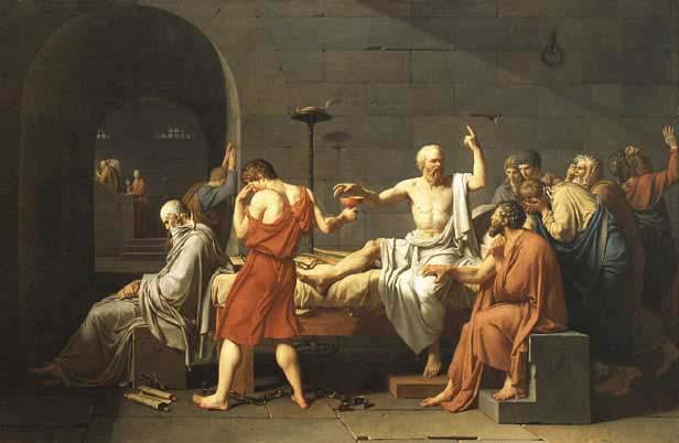 death_socrates
